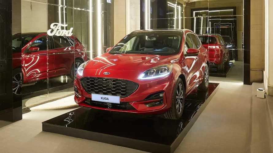 Ford Kuga PHEV, protagonista de Casa Decor 2020