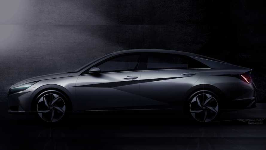 2021 Hyundai Elantra Will Debut March 17 In Hollywood