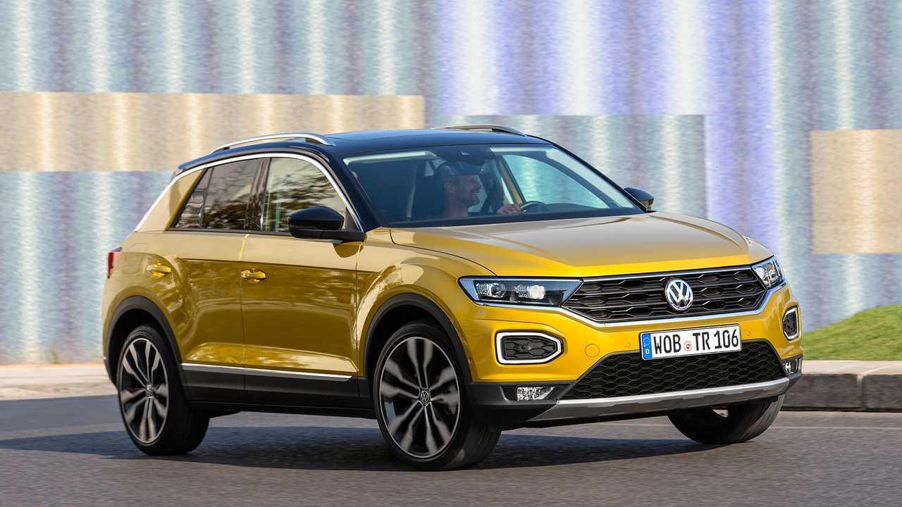 Platz 6: VW T-Roc