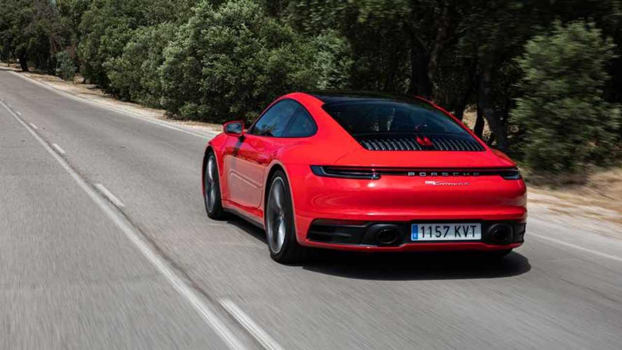 Prueba Porsche 911 Carrera 4S 2020