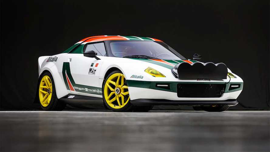 MAT New Stratos 001 all'asta