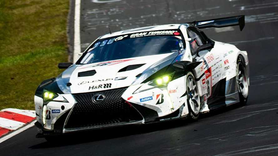 Lexus tо race new V8 at Nurburgring 24H and put it in production car