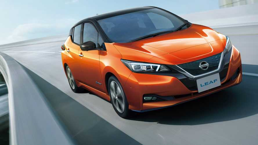 Nissan Leaf стал богаче и «поумнел»