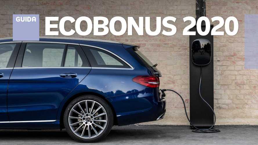 Incentivi auto elettriche 2020, come funziona l'Ecobonus