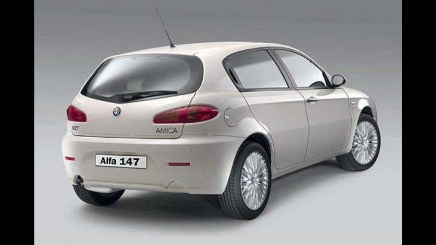 Weiß wie die Unschuld: Alfa bringt Sondermodell 147 Amica