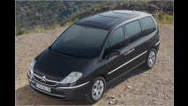 Facelift für den Citroën C8