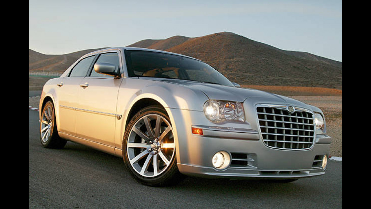 Platz 28: Chrysler 300C SRT-8