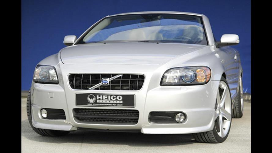 Heico Sportiv: Optik und Motoren des Volvo C70 geschärft