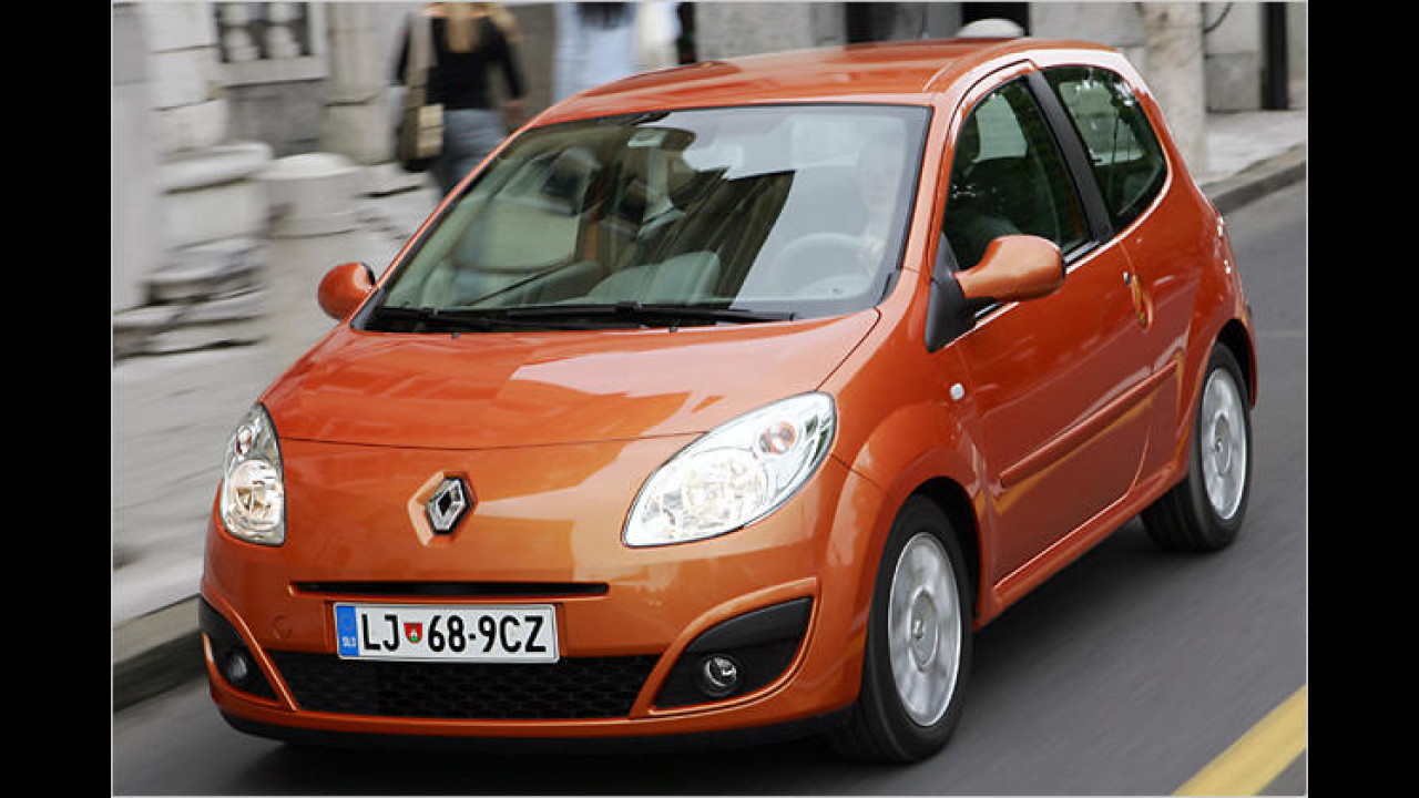 Renault Twingo 1.5 dCi Expression