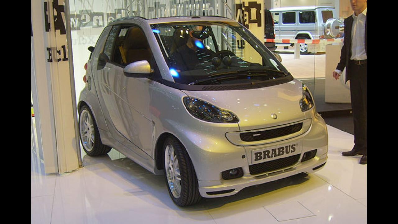 Smart Fortwo Brabus Cabrio