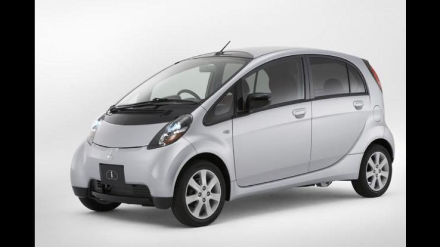 Mitsubishi bringt neuen Kleinstwagen ,i