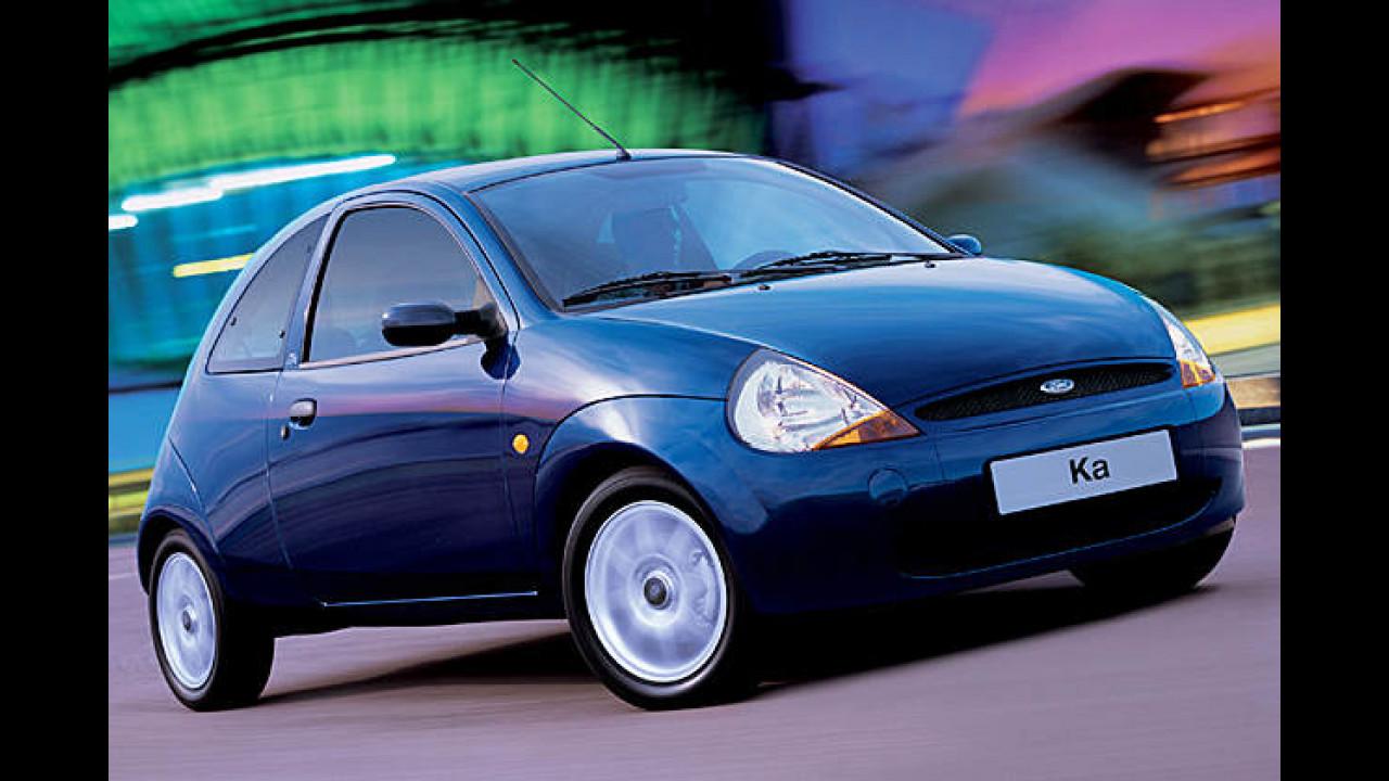 Ford Ka 1.3 44 kW