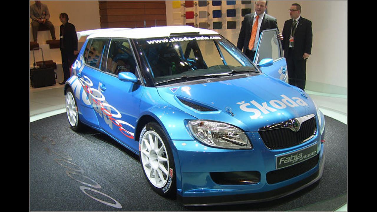 Skoda Fabia S2000