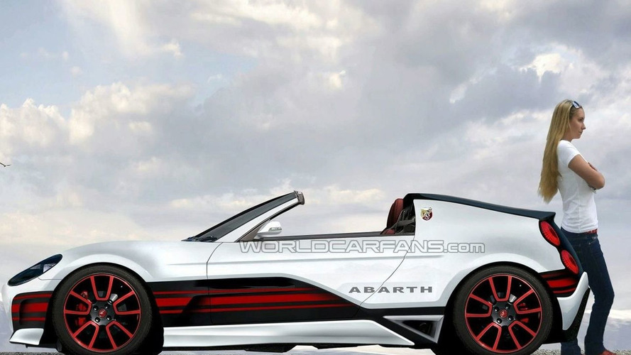 Abarth Coupe details emerge