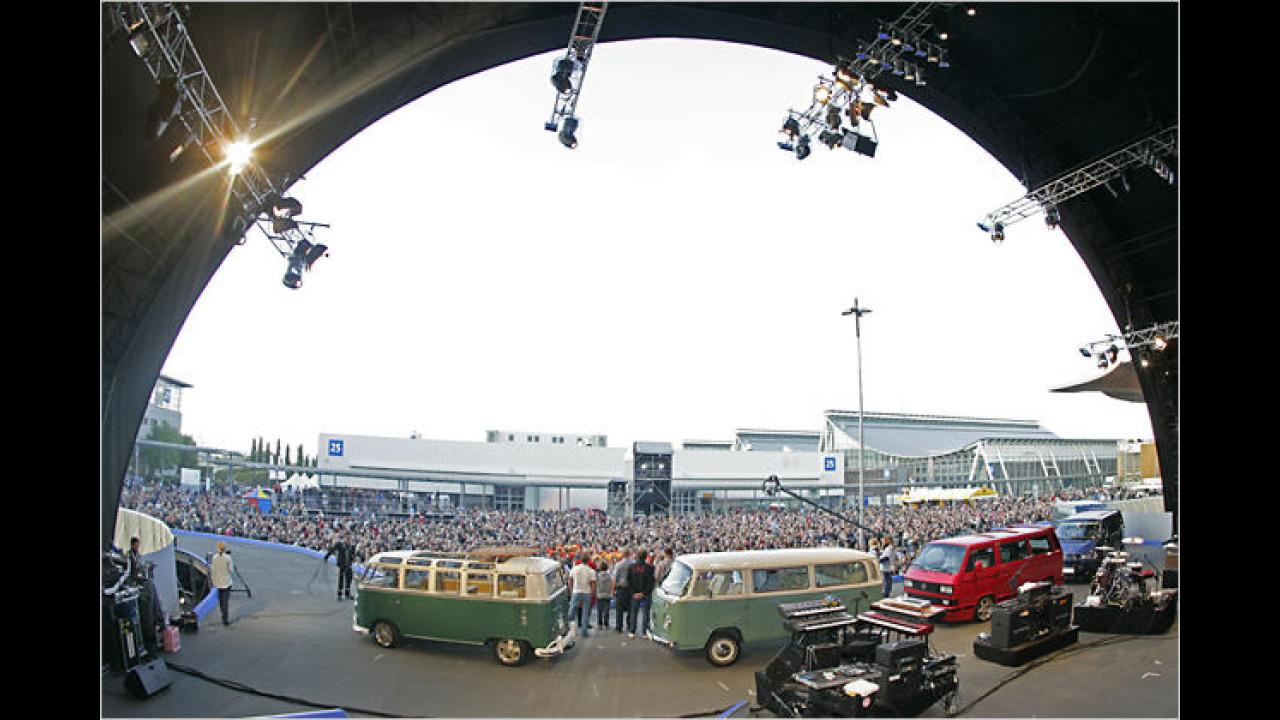 60 Jahre VW Bulli