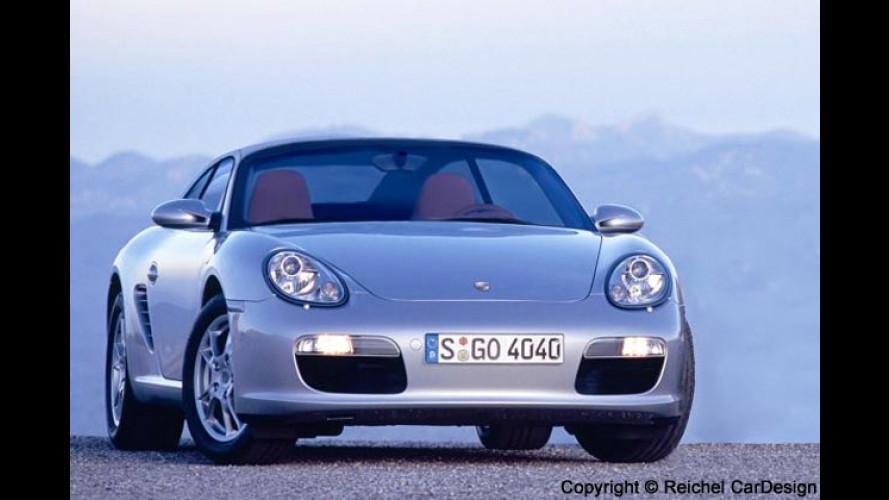 Porsche Cayman S: Kaltblüter mit feurigem Boxer-Herz