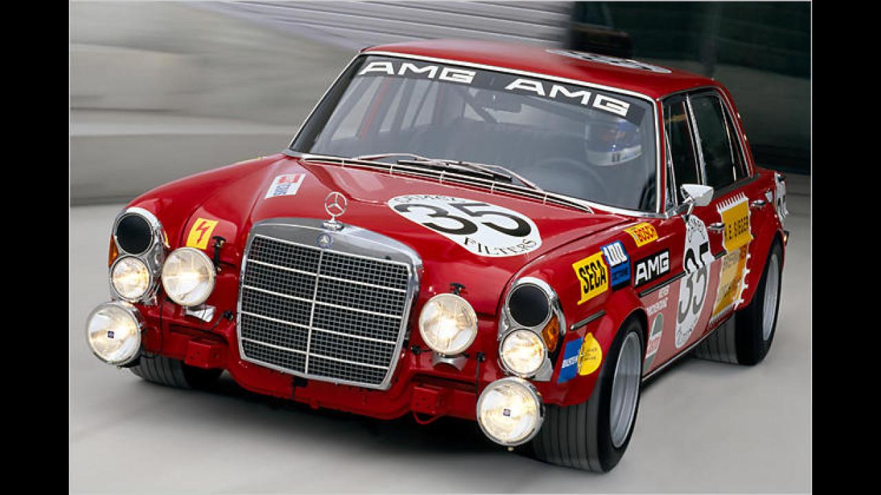 1971: 300 SEL 6.8 AMG