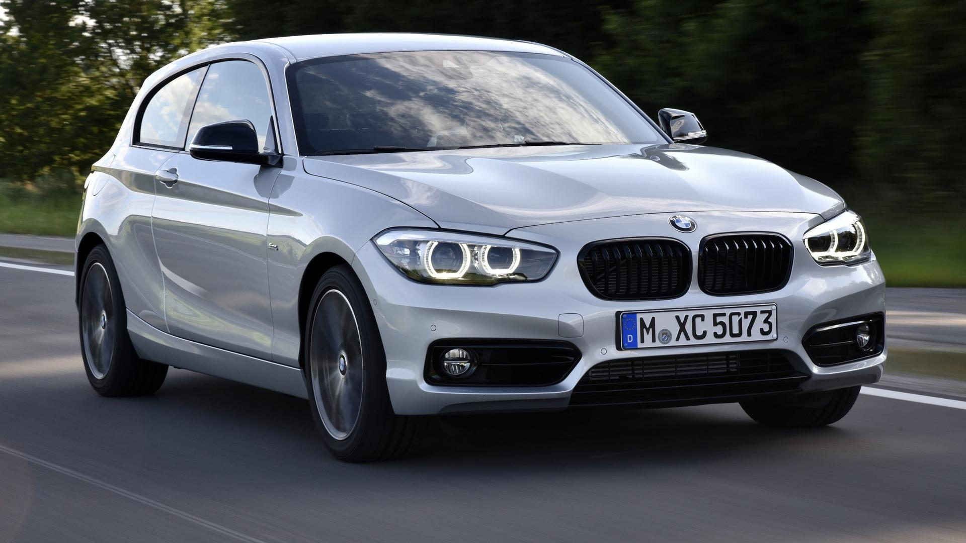 2018 Bmw 1 Series Facelift Detailed In 100 New Images 3 Videos