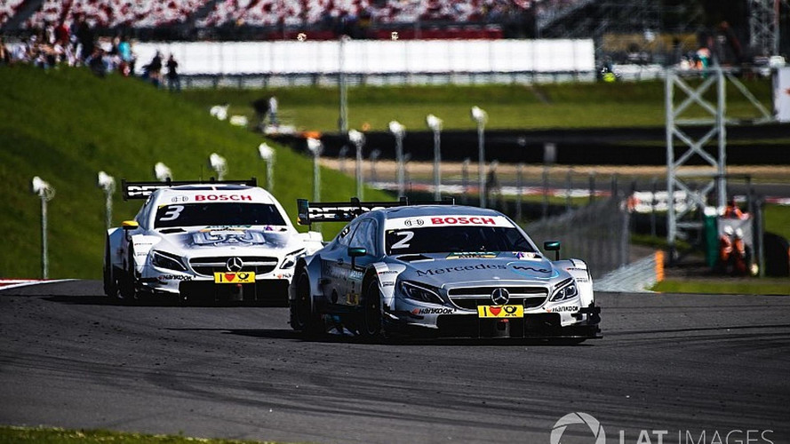Mercedes Officially Leaving DTM To Join Formula E