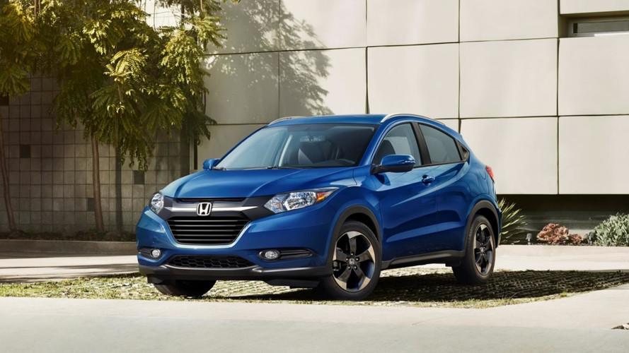 Honda HR-V 2018 estreia com novidades... nos EUA