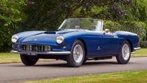 1959 Ferrari 250 GT Series 1 Cabriolet - Copyright Gooding & Company / Matt Howell