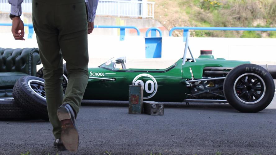 Classic Racing School - Apprenez à piloter sur d'anciennes monoplaces !