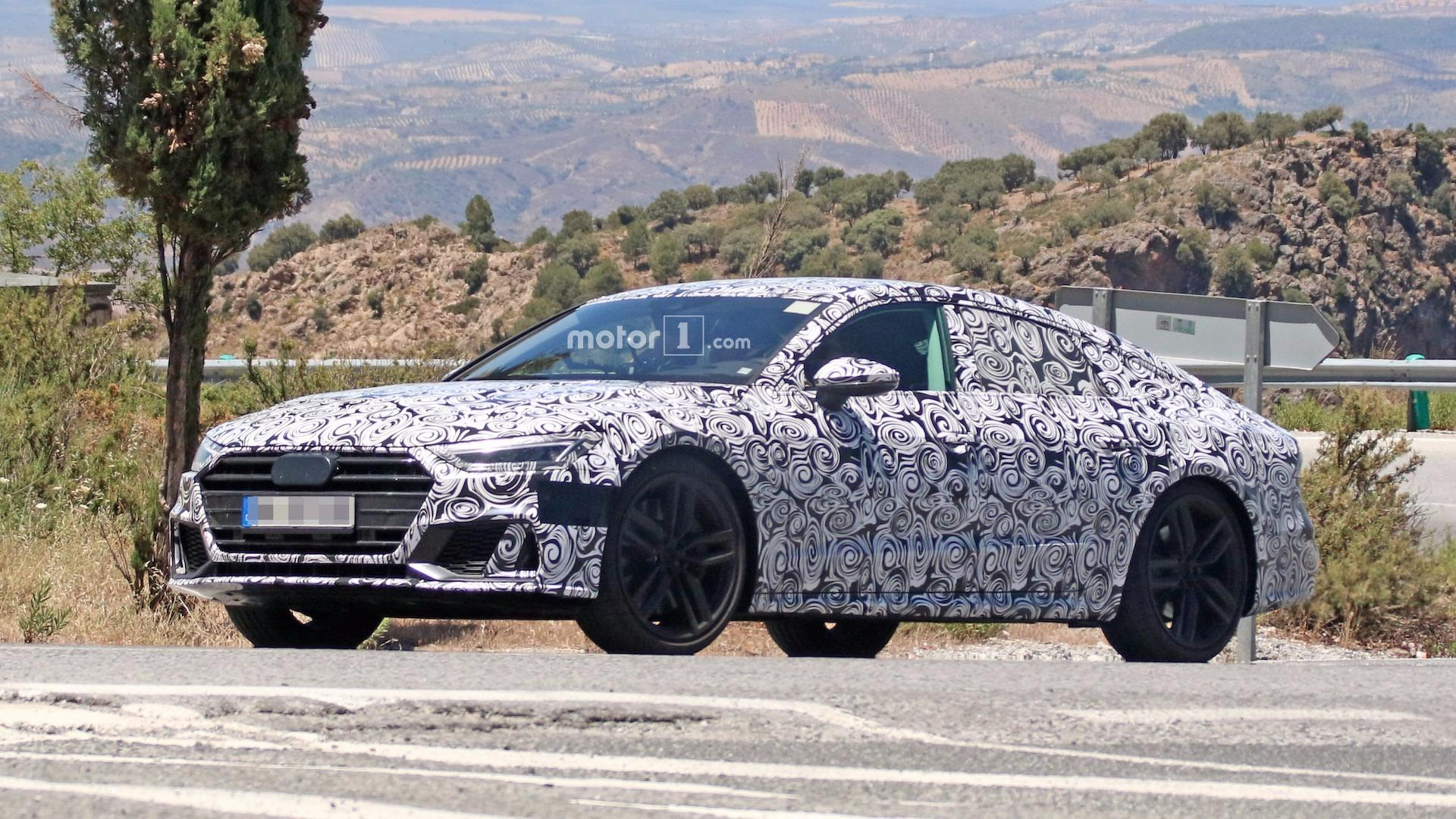 האחרון Next-Gen Audi S6 And S7 To Be Available In Diesel Versions? QF-49