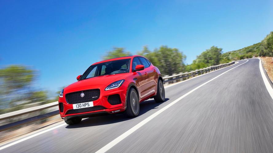 Tous les tarifs du nouveau Jaguar E-Pace