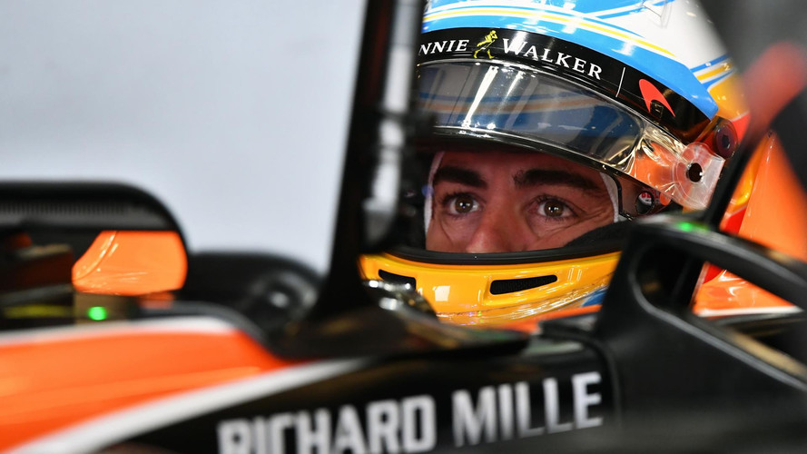 Angry Alonso punched hole in wall after Singapore GP