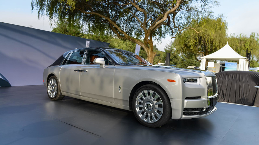 2018 Rolls-Royce Phantom - The Quail