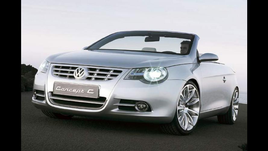 VW: Viersitziges Klappdach-Cabrio wird gebaut
