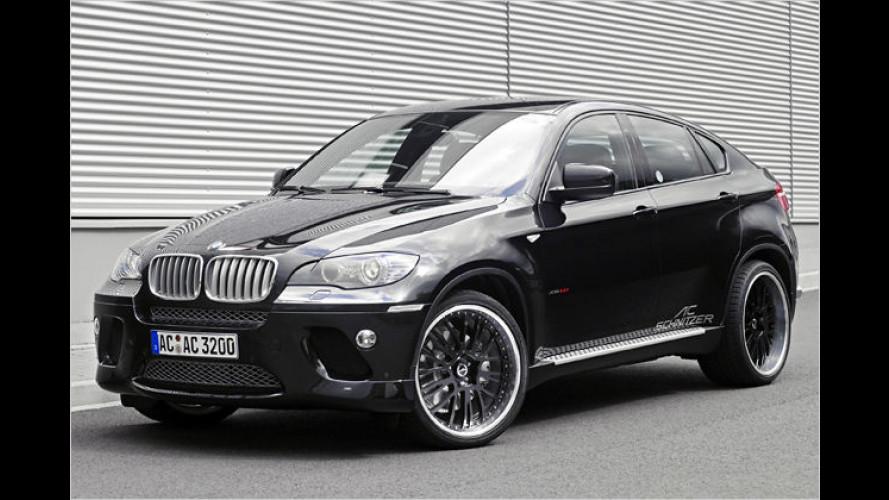 AC Schnitzer: Neues Optik- und Leistungspaket für BMW X6