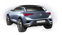 2018 VW T-Roc teaser