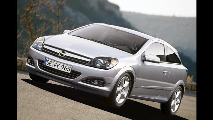 Opel Astra GTC: Jetzt stehen die Preise für den Dreitürer fest
