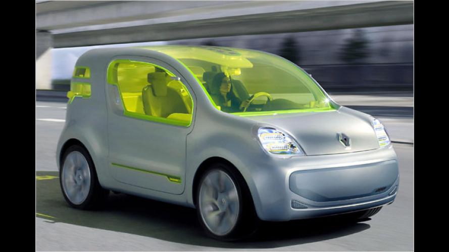 Elektroautos und Stromtankstellen für die Schweiz