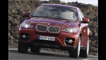 BMW X6: Offroad-Coupé