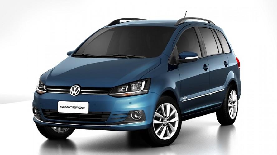 VW SpaceFox fica mais cara e SpaceCross passa de R$ 90 mil!