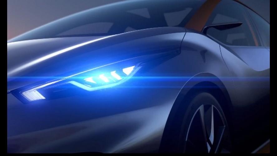 Prévia do futuro March, Nissan Sway tem mais detalhes revelados - vídeo