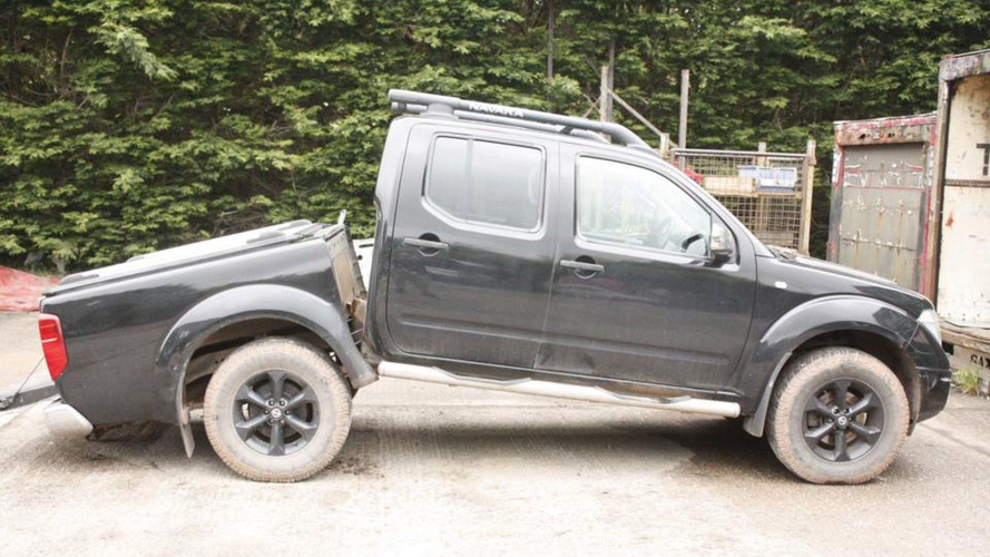 Nissan urged to recall Navara pickup due to chassis cracks
