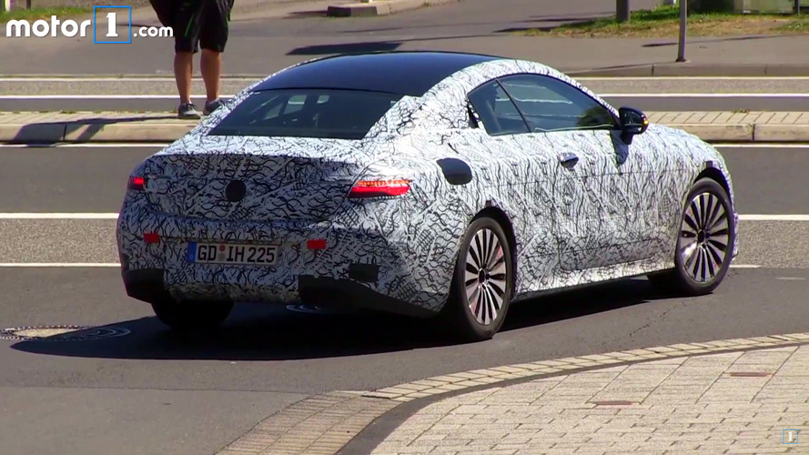 2017 Mercedes E-Class Coupe brings roll cage to the Nurburgring