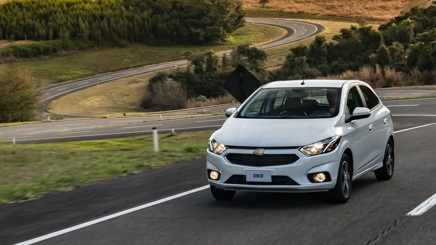 Veja a lista dos 50 autos e comerciais leves mais vendidos em novembro