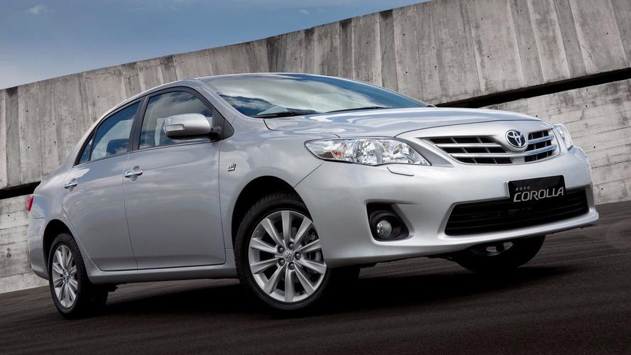 Corolla e Etios: 205.892 unidades convocadas para reparar airbags da Takata