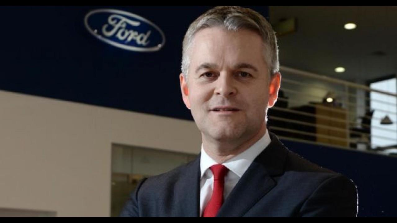Ford escala Lyle Watters da Europa para assumir divisão da América do Sul