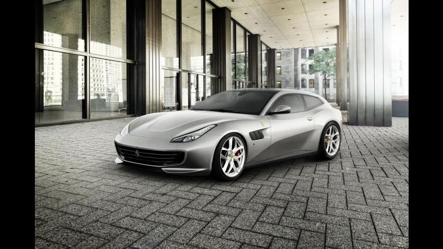 Ferrari estréia motor V8 turbo de 610 cv na GTC4Lusso