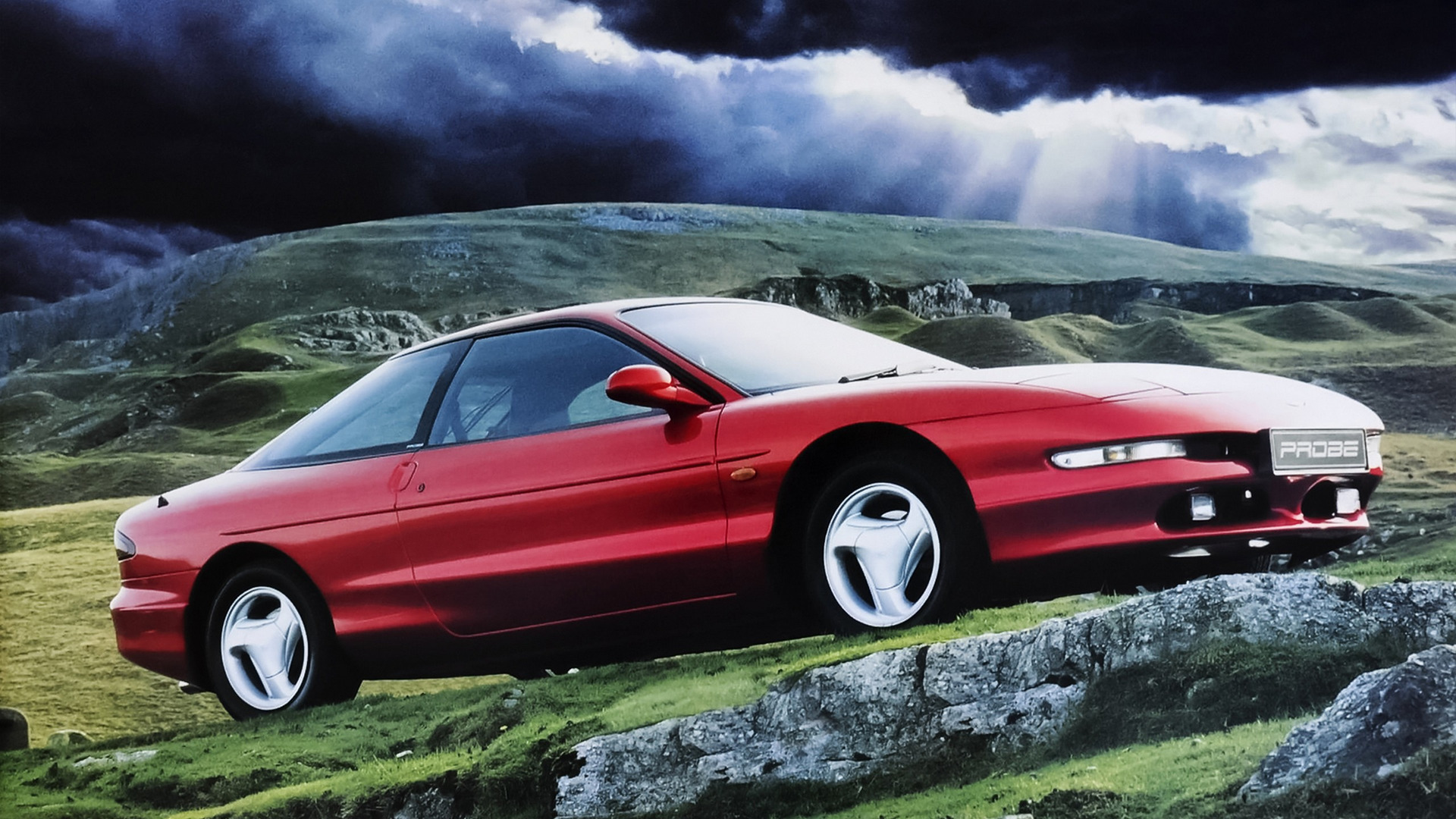 Worst sports cars ford probe
