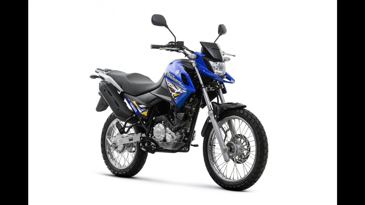 Yamaha Crosser 2017 traz novas cores e grafismos, a partir de R$ 9.990