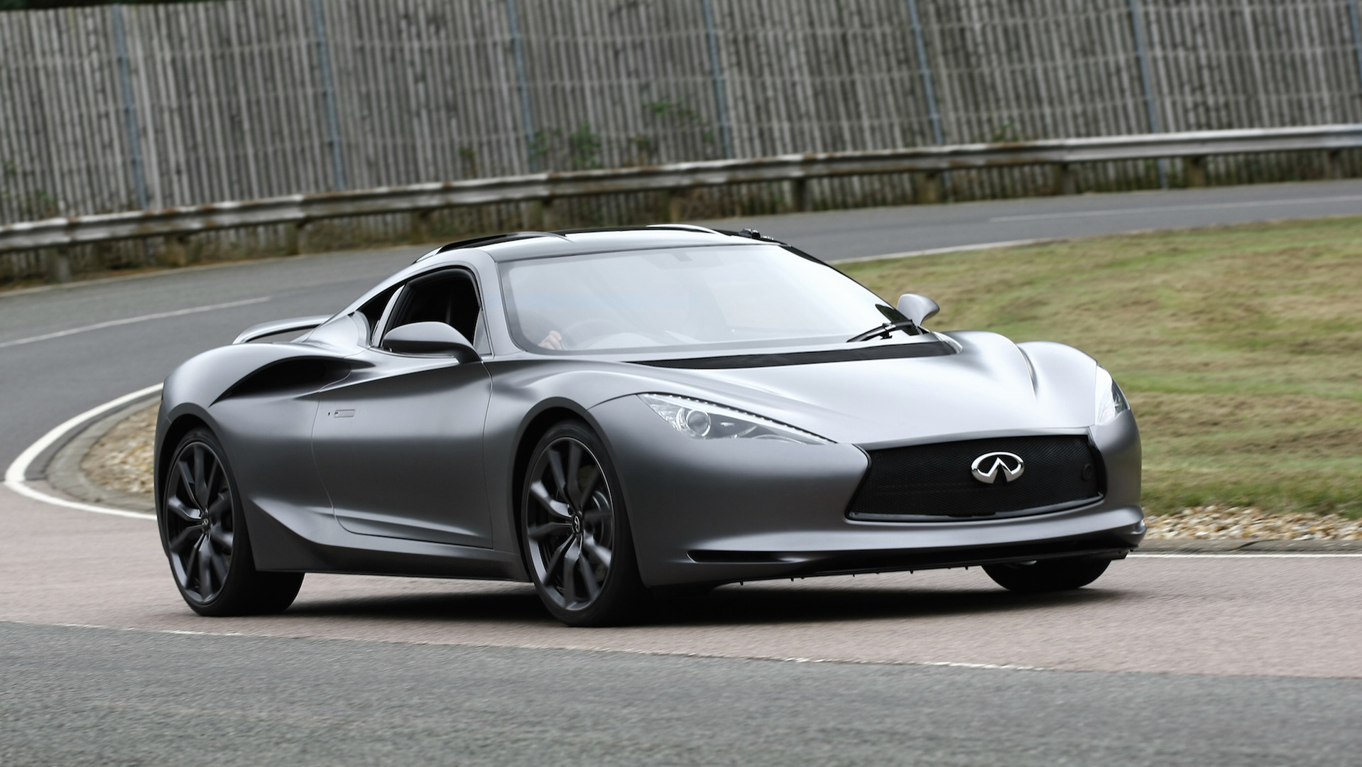 Infiniti Confirms Electric Sports Car For 2020