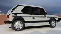Volkswagen GTI MK1 Lego