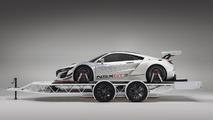2017 Acura NSX GT3 for SEMA