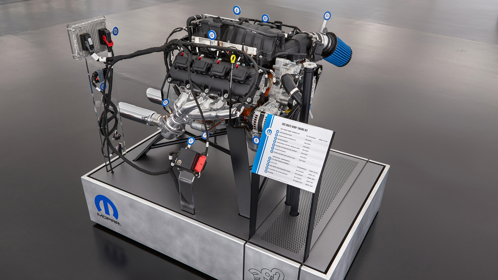 Mopar crate engine kits make it easier to put a Hemi in your